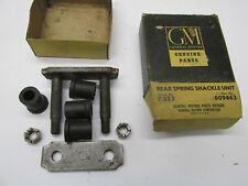 1940 -54 Chevy Chevrolet Passenger Car Rear Spring Shackle Nos Oem