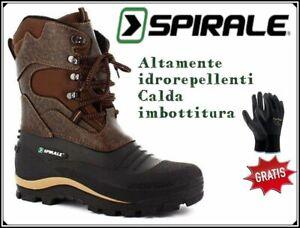 Anfibi scarpe scarponcini scarponi da montagna caccia trekking escursionism uomo