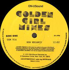 MADONNA - Golden Girl Mixes - ON-USound