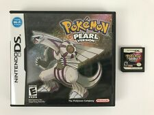 Pokemon: Pearl Version (Nintendo DS, 2007) Authentic - Tested - with Case