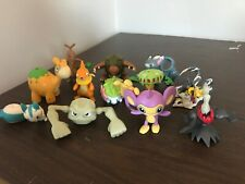 Pokemon Figures Lot Of 12!