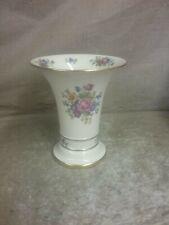 """Vintage Lenox Rose 6"""" Trumpet Vase 1786/J300 Stamped"""