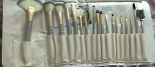 make up brushes set with case