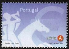 PORTUGAL MNH 2002 SG2906 HORSE RIDER