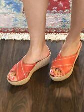SCHUTZ Platform wedge Sandal Size 6,5 B $55