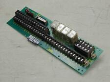 #885 ABB 380742 Rev F PC Relay Circuit Board Card Module