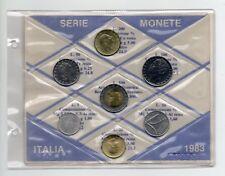 ITALIA - 1983 - Mini Serie Divisionale - 7 Valori  - (MW1689)