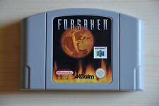 N64 - Forsaken für Nintendo 64