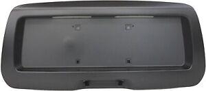 GM OEM  88980652 2002-09 Chevy Trailblazer Envoy Tail Gate License Pocket Black