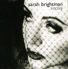 CD de musique vocaux album Sarah Brightman