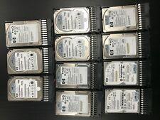 375863-010 HP 146GB 10K SAS 2.5  459512-002 w caddy LOT OF 11