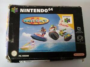 Wave Race 64 - Boxed - Nintendo 64 - N64