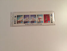 The Official 1987 America's Cup Postage Stamps