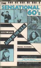 (Cassette)The Sensational 60's: Back In USA-VG