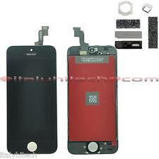 LCD DISPLAY RETINA IPHONE 5S A1533 / A1530 / A1457 NERO ORIGINAL TOUCH SCREEN