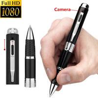 New HD 1080P Hidden Spy Camera Pen USB Camcorder Mini DV Video Recorder Cam DVR