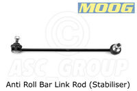 MOOG Front Axle, Left - Anti Roll Bar Link Rod (Stabiliser) - BM-LS-4429