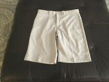 Pga Tour boys adjustable waist light tan golf shorts, sizeXl (18/20],Msrp$50,Nwt