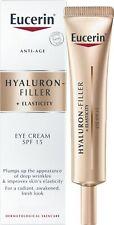 EUCERIN HYALURON - FILLER +Elasticity Eye Cream SPF 15