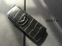Luxury New Leather Pouch Case For Vertu Signature S Design Mobile phone