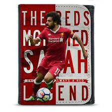 Salah Liverpool PU Leather Wallet Football Legend Mens Dad Him Gift LG56
