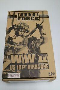 BBI Figuretoy Elite Force WWII US 101st Airborne 1/6th Figure LIMITED EDITION