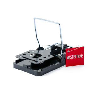 Mastertrap Professional Heavy Duty Rat Snap Traps for Outdoors / Indoors Rodent
