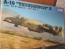 New ListingA-10 Thunderbolt Ii Aircraft Model Hobby Boss #80323 1:48-Nos- Free Usa Shipping