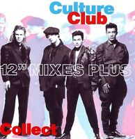 "CULTURE CLUB collect - 12"" mixes plus (CD album) EX/EX CD VIP 116 synth pop"