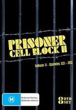 Prisoner - Cell Block H : Vol 11 : Eps 321-352 (DVD, 2013, 8-Disc Set)