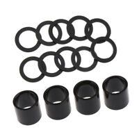 Bearing Spacers and Speed Washers for Longboard Skateboard Cruiser Scooter