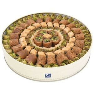 Zalatimo Brothers for Sweets Baklava Asst 2.2LB Fresh From the Factory