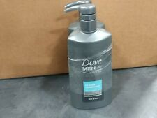 (2-Pk) Dove + Care Clean Comfort Body & Face Wash, Mild Formula 23.5 oz ea.