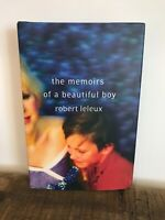 The Memoirs of a Beautiful Boy by Robert Leleux (2008, Hardcover)* 1st Ed.