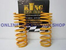Lowered Rear KING Springs to suit Gemini TX TC TD TE TF TG Sedan & Coupe Models