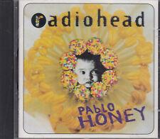 Radiohead - Pablo Honey CD FASTPOST