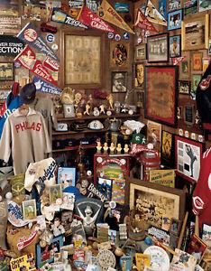 Springbok's 1000 Piece Jigsaw Puzzle Collector's Closet