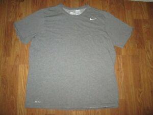Mens NIKE DRI FIT TEE athletic t tee shirt sz 3XLT 3XL tall