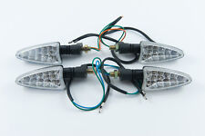 Universal front and rear indicators set suitable for Yamaha TTR 250