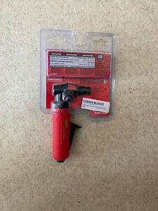 Craftsman 1/4 in angle die grinder