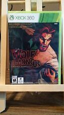 BRAND NEW The Wolf Among Us  Microsoft XBOX 360 FACTORY SEALED