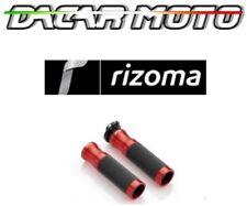 Grip Pair RIZOMA' Sport Line' Red Kawasaki Z900 Z650 GR205R