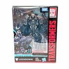 Transformers Studio Series 11 Deluxe Class LOCKDOWN Complete!   SS-11
