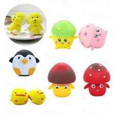 Slow Soft Rising Squishy Cartoon Squeeze Toy Stress Reliever Kid Gift UK