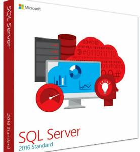 Standard Edition SQL Server 2016
