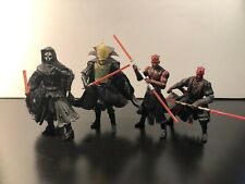 Star Wars Evolutions Sith Legacy Darth Nihilus Bane Maul KotOR Loose OOTB
