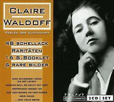 Claire Waldoff-Perlen Der Kleinkunst  CD NEW