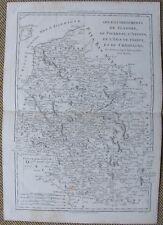 Bonne: Flandria N.France Belgium  - g115 - 1780