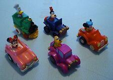 McDonald's 1989 - Mickey's Birthdayland - Set of 5