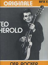 TED HEROLD der rocker GERMANY EX LP  1980